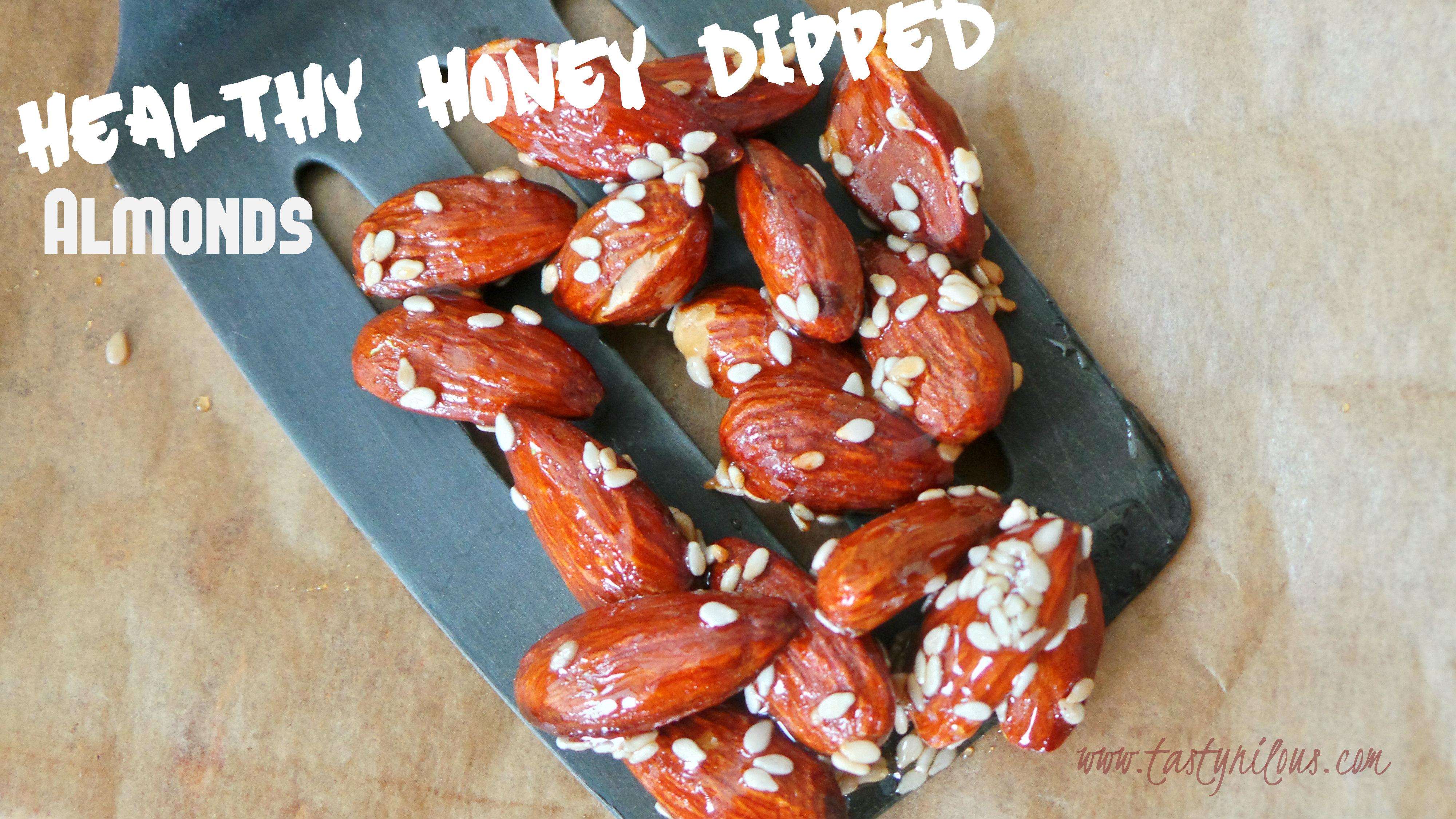 honeysesamealmonds