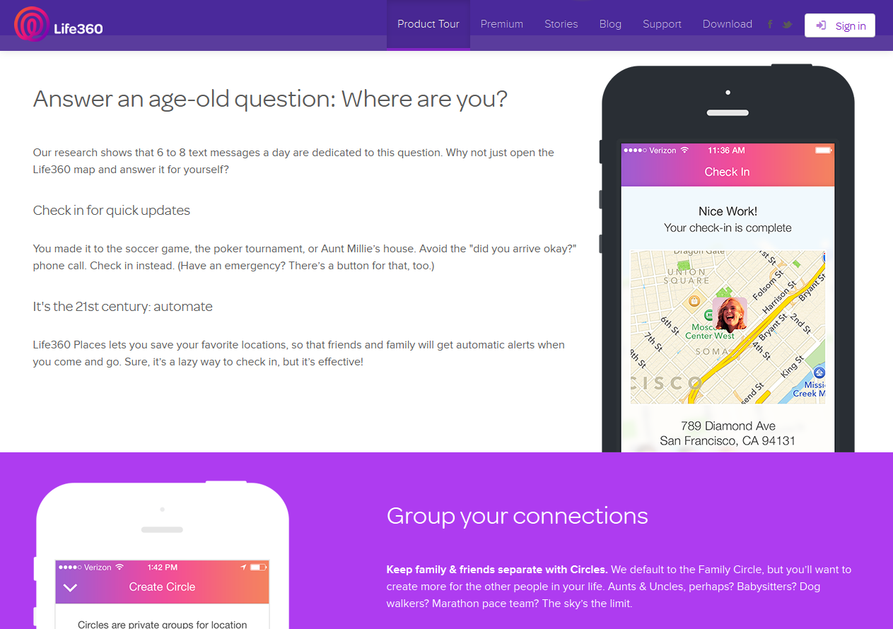 Product Tour - Life360 - The New Family Circle 2014-08-25 22-38-26