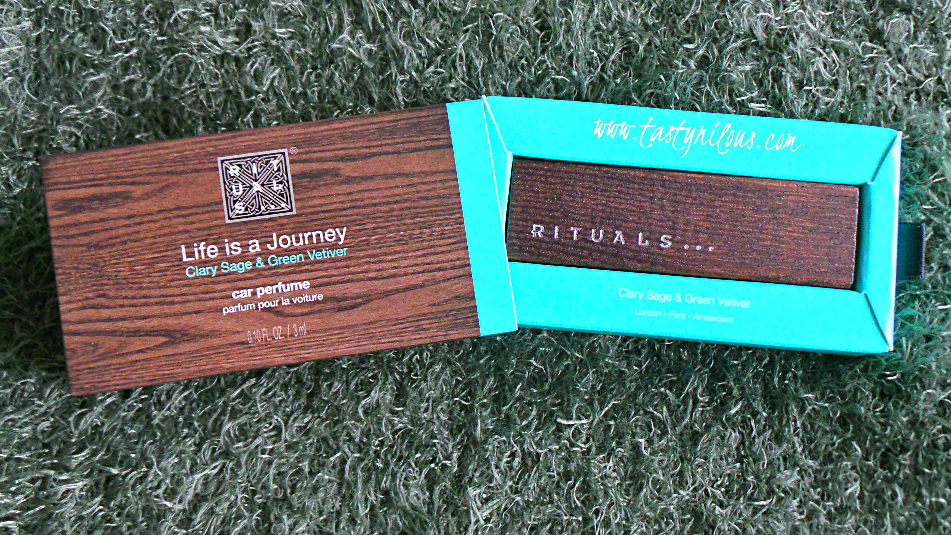 Rituals Geur Auto.Review Rituals Bestelling Winactie Tasty Nilou S